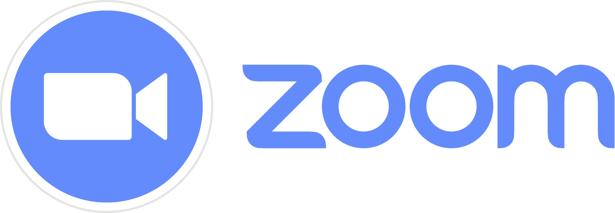 Zoomのロゴ